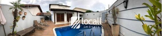 Casa Com 3 Dormitórios À Venda, 340 M² Por R$ 1.100.000 - Jardim Vivendas - São José Do Rio Preto/sp - Ca1978