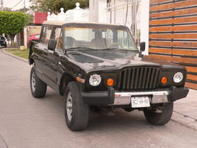 Jeep Gawoneer 1982 4x4 Modificada Tipo Jeep Crew