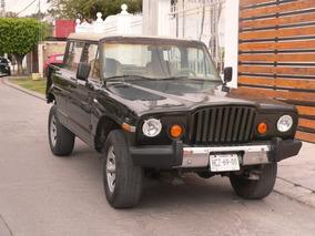 Jeep Gawoneer 1982 4x4 Modificada Tipo Jeep Crew