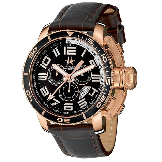 Reloj Metal Ch Diver 334047