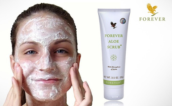 Exfoliante Natural Con Jojoba - Forever Living Products