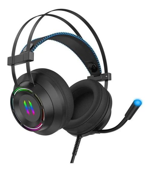 Headphone Gamer 7.1 Headset C/led P2 Usb Celular Ps4 Xbox Pc