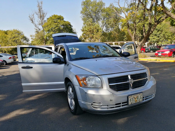 Dodge Caliber Gris Sxt Base