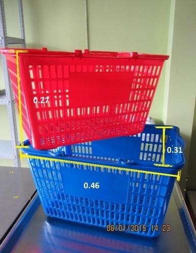 Canastillas, Coches De Supermercado Y Check Out Desde