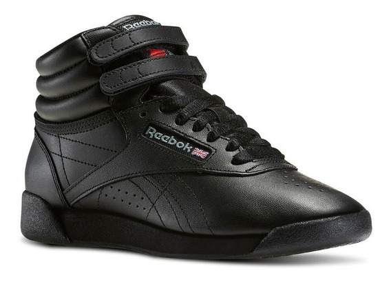 Zapatillas Botitas Reebok Freestyle High Negra O Blanca