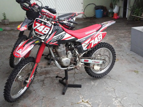 Honda Crf 230 Trilha Cross Enduro