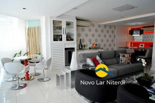 Imagem 1 de 15 de Apartamento Alto Luxo, Totalmente Decorado E Mobiliado.porteira Fechada. - 131