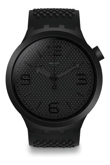 Reloj Swatch Bbblack So27b100