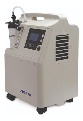 Concentrador De Oxígeno 5 L Compacto Grado Hospitalario Ms