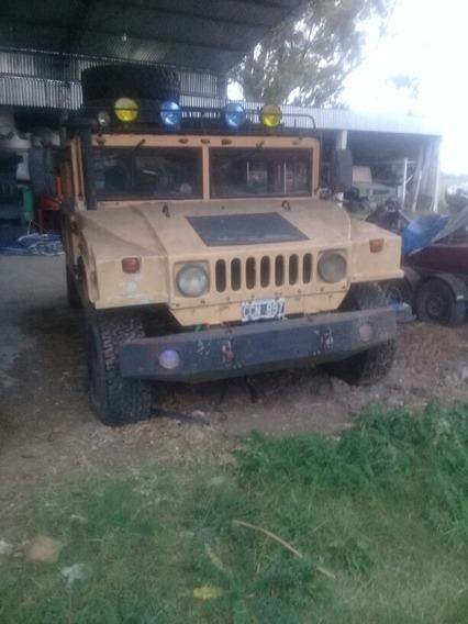 Jeep Fibra 4x4