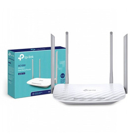 Roteador Tp-link Archer Ac1200 Wireless Check-in Facebook