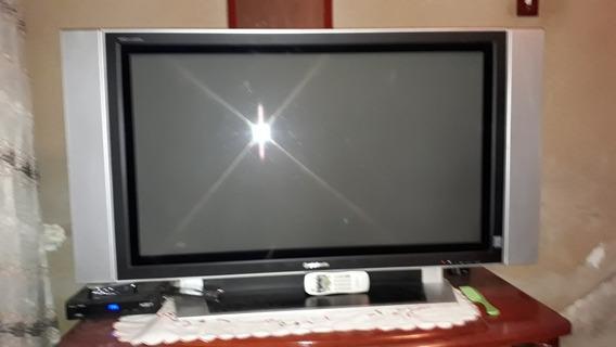 Tv Gradiente Plasma 42 Polegadas Em Perfeito Estado