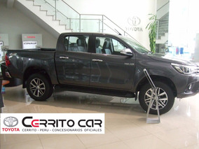 Toyota Hilux Srx 4x4 Descuentos Exclusivos!