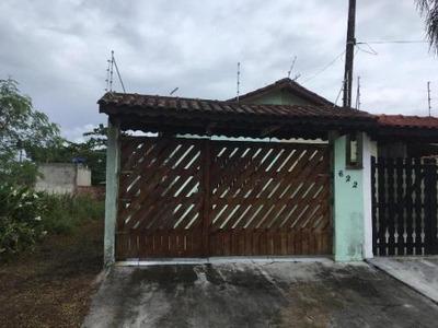 Casa Em Itanhaém 1,2km Do Mar Com 130m² Total Ref 5240
