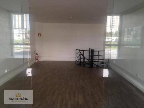 Loja Para Alugar, 137 M² Por R$ 6.550,00/mês - Jardim Aquarius - São José Dos Campos/sp - Lo0004