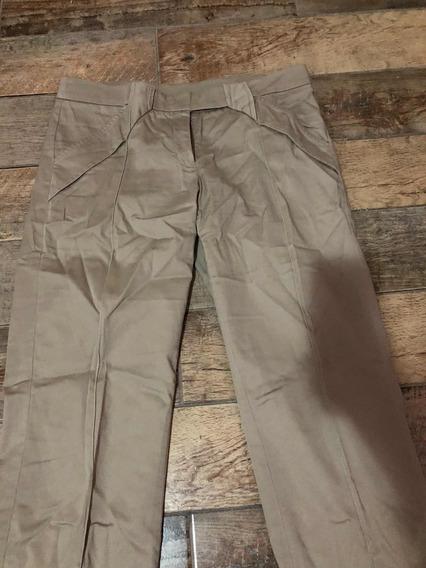 Lote Pantalones De Gabardina