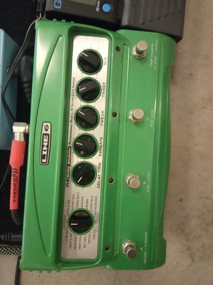 Pedal Dl4 Line 6 Com Fonte