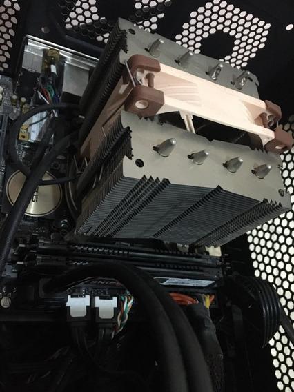 Computador ( Z97i-plus, I5 4690k, 8gb Ram, Fonte 520w )