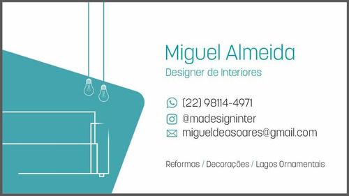 Imagem 1 de 5 de Design De Interiores