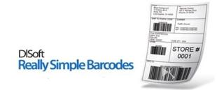 Really Simple Barcodes V5.3