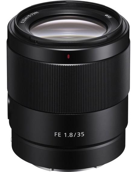 Lente Sony Fe 35mm F/1.8 | Sel35f18f