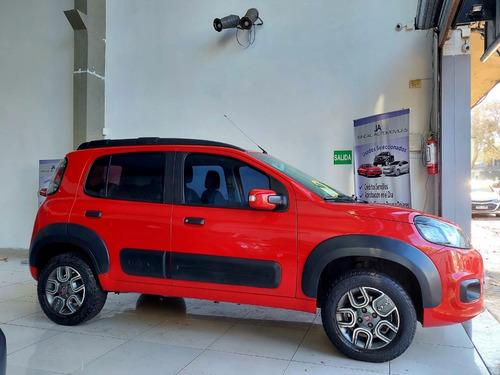 Fiat Uno Way 2016 Extra Full Retira Con U$d 5990 Y Financia