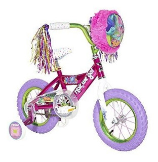 Trolls Bicicleta Para Niñas De 12 Pulgadas