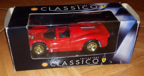 Villa Ballester = Colecc Clásicos Shell Ferrari 330 P4 1967