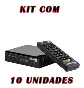Receptor Conversor Tv Digital Hdtv Intelbras Cd 730