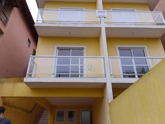 Sobrado De 3 Dorms 1 Suite Em Condominio Na Região De Cotia - So0563