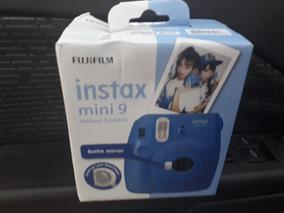 Câmera Instantânea Mini9 Fujifilm Azul