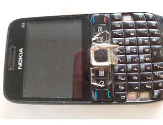Celular Nokia E-63 Display Funcionando