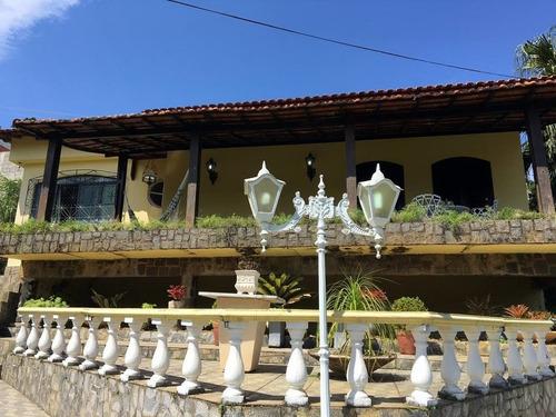 Imagem 1 de 15 de Casa Em Centro  -  Miguel Pereira - 2663