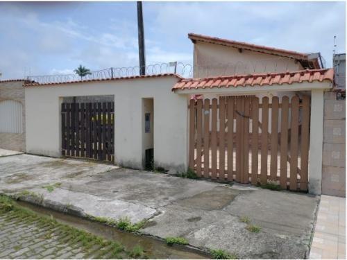 Imagem 1 de 11 de Casa Com Edícula Perto Da Praia Em Itanhaém!!!