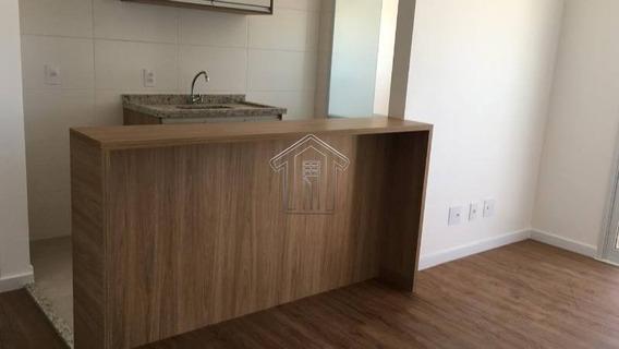 Apartamento Em Condomínio Padrão Para Locação No Bairro Vila Palmares, 2 Dorm, 1 Vagas, 47 M - 11246gi