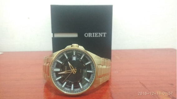 Relogio Orient 50m Mgss1 143