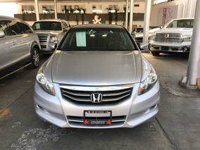 Honda Accord 2.4 Lx Sedan L4 Tela Mt 2012