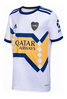 Camiseta Boca Juniors Adulto 2020 Suplente Blanca S A Xxl