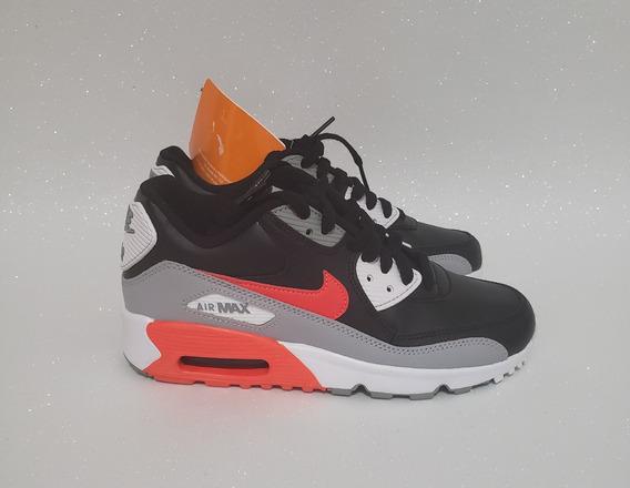 Tênis Nike Am 90 Leather Tamanho 34