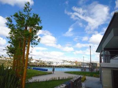 Renta Casa Semi Amueblada Residencial Del Parque 3 Recamaras