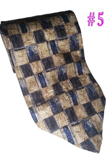 Paquete De 6 Corbatas Caballero Varias Marcas ~ Cositas.#787
