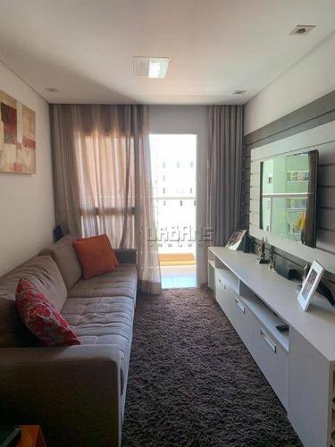 Imagem 1 de 19 de Apartamento À Venda, 63 M² Por R$ 422.000,00 - Vila Guiomar - Santo André/sp - Ap1252