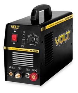 Volt Tig210tbv Soldador Inversor Electrodo Tig 200a 110/220