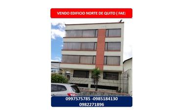 Edificio En Venta Sector Norte De Quito( F A E )