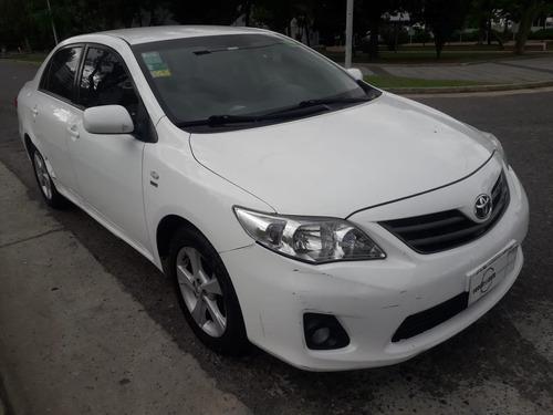 Toyota Corolla Xei 1.8n At 4 Ptas. / Nafta / 2013