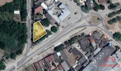 Terreno Na Domingos De Almeida (esquina) - 613,62m2 - 7576