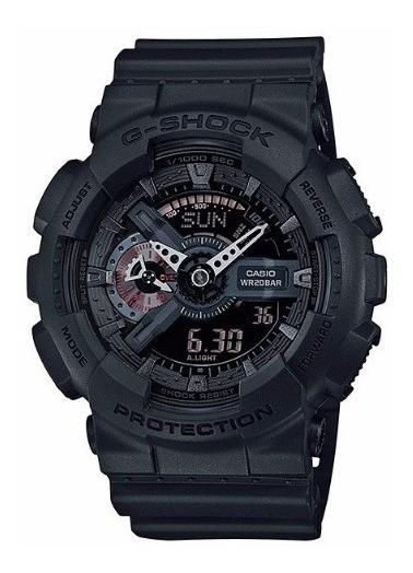 Relógio Casio G-shock Ga-110mb-1adr Preto Original