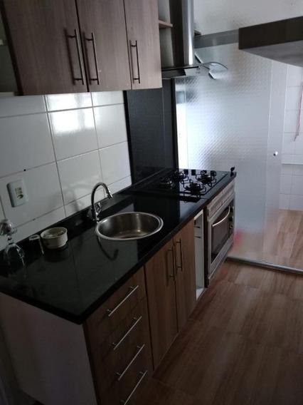 Apartamento Com 2 Dormitórios À Venda, 50 M² Por R$ 175.000 - Vila São Carlos - Itaquaquecetuba/sp - Ap18051