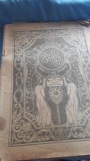 Antigua Revista Parati Año 1926