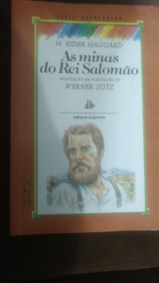 Livro As Minas Do Rei Salomão